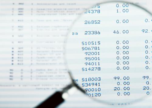 Spotting Medical Billing Errors